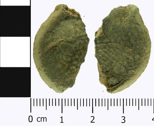 LVPL-41B496: Medieval ampulla