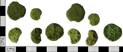 LVPL-45C642: Roman coins.