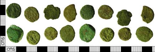 LVPL-45DCA7: Roman coins.