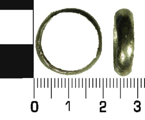 LVPL-5EBE22: Silver finger ring