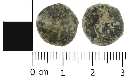 LVPL-665D06: Post-Medieval penny of Charles I