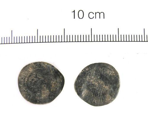 LVPL-6A0422: Silver thistle crown coin of James I, (1603-1625).