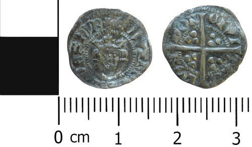 LVPL-8323AD: Medieval halfpenny of Edward I