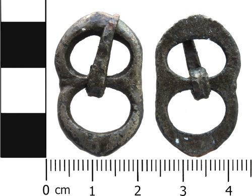 LVPL-A31EA3: Post-Medieval buckle