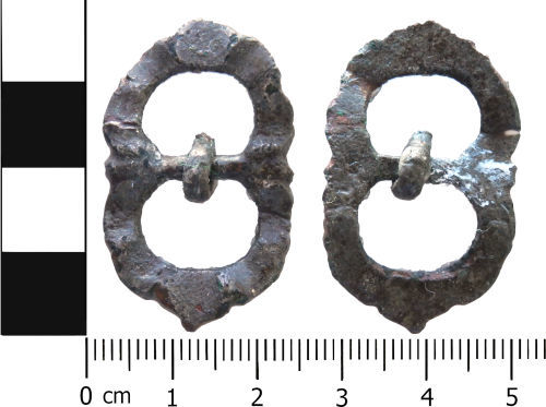 LVPL-A32881: Post-Medieval buckle