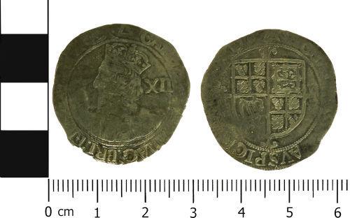 LVPL-B4CD57: Post-Medieval of Charles I