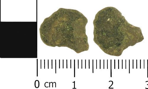 LVPL-B54531: Roman nummus