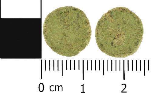LVPL-B57150: Roman nummus
