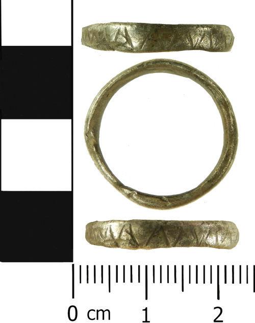 LVPL-C9C024: Medieval finger ring