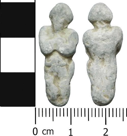 LVPL-E4CDFE: Roman figurine of Mars