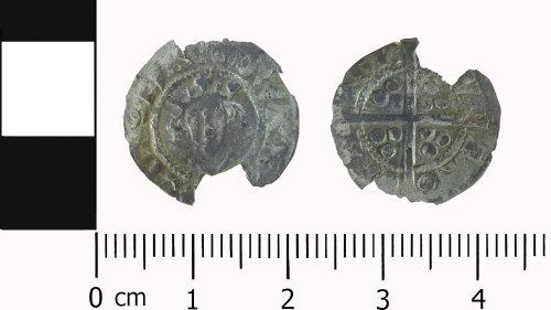 LVPL-01CA11: Medieval penny