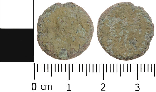 LVPL-06345E: Roman nummus of the House of Valentinian