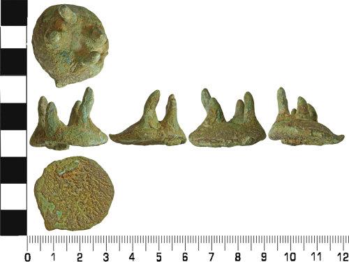 LVPL-0C459C: Bronze Age casting waste