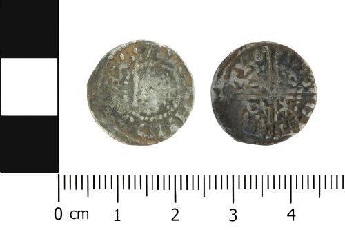 LVPL-0E9204: Medieval Scottish penny of Alexander III