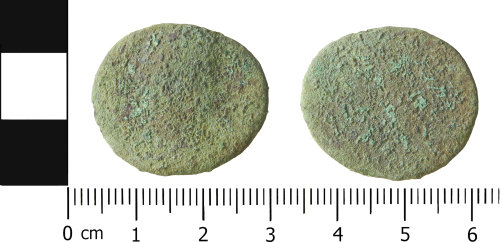 LVPL-1D173A: Roman dupondius or as