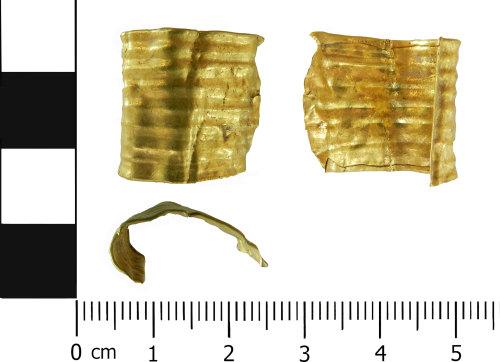 LVPL-25FCB6: Bronze Age bead