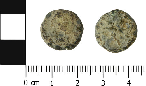 A resized image of Roman coin