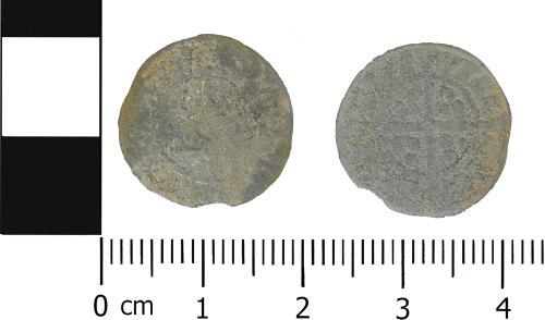 LVPL-36494C: Medieval penny