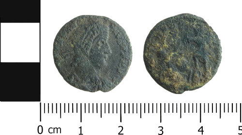 LVPL-46F7D1: Roman nummus