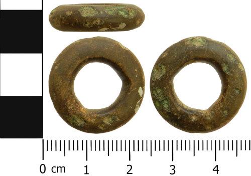LVPL-49DC54: Bronze Age ring