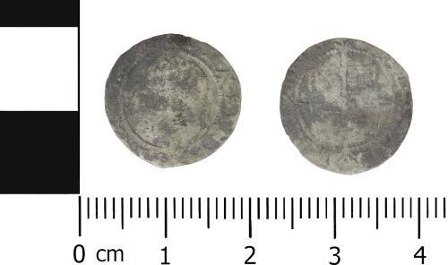 LVPL-5A5835: Post-Medieval penny of Elizabeth I