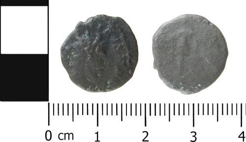 LVPL-5AA7E3: Roman radiate