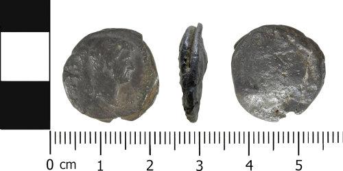LVPL-5D85E8: Roman denarii