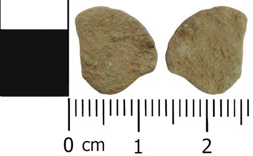 LVPL-6E63CE: Roman radiate or nummus