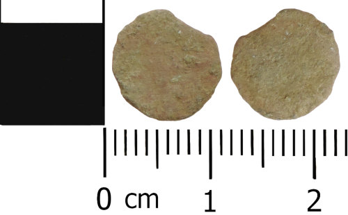 LVPL-6EB9AA: Roman radiate or nummus