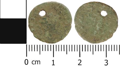 LVPL-6EE7C9: Roman radiate, ruler unknown