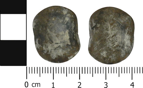 A resized image of Post-Medieval sixpence of William III