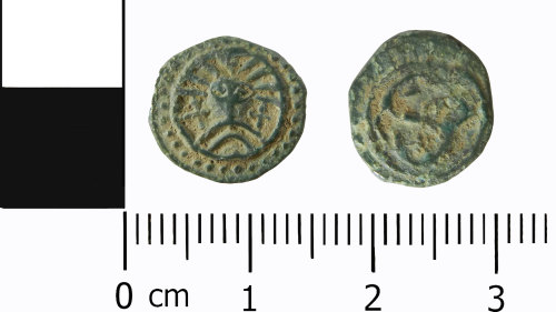 LVPL-B14837: Anglo-saxon sceat