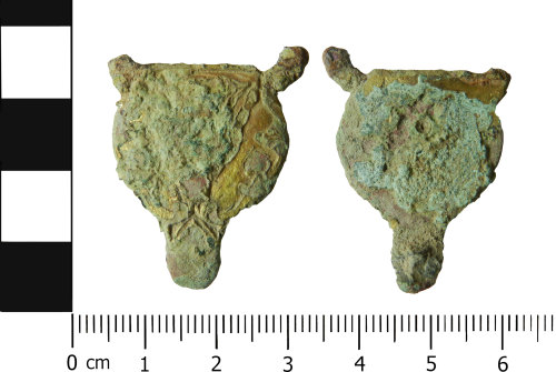 LVPL-BDC21A: Early medieval hooked tag