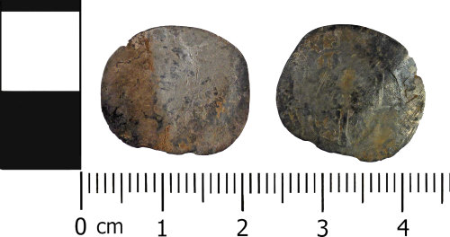 LVPL-C2BE1B: Medieval coin