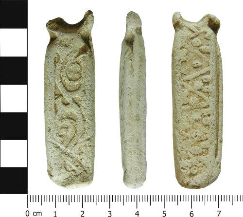 LVPL-C8B1A3: Early medieval plumb bob