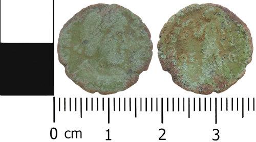 LVPL-CA1529: Roman nummus of Valens