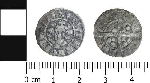LVPL-CF8F08: Medieval penny