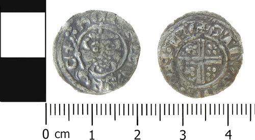 LVPL-E01992: Medieval penny of Richard I