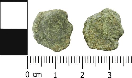 LVPL-F5F09C: Roman nummus
