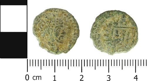 LVPL-F7FB37: Roman radiate