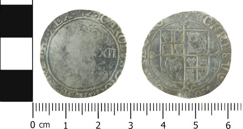 A resized image of Post-medieval shilling