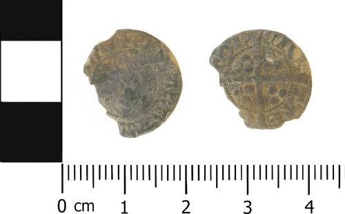 LVPL-277A2B: Medieval penny