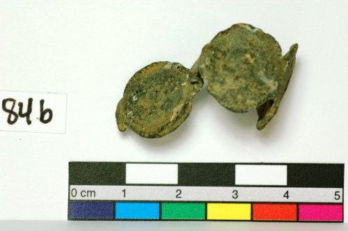 PAS-09D072: Lead (three-part) cloth seal