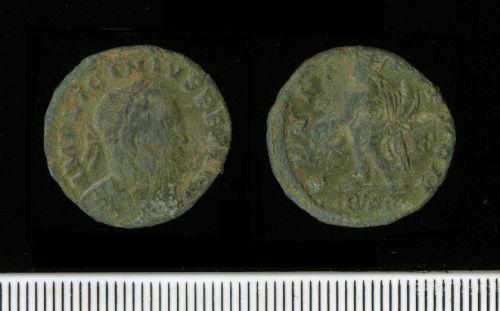 PAS-13EEB3: Copper-alloy nummus of Licinius I