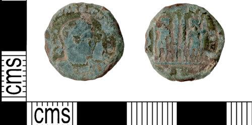 KENT-F83CC7: Constantine II Nummus