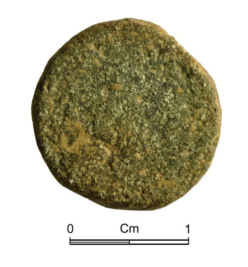 NMGW-9A3918: Post medieval coin weight