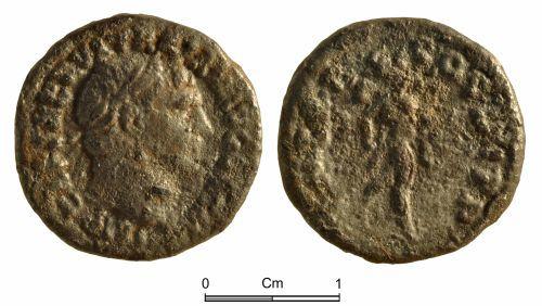 NMGW-773394: Roman Coin: Trajan; denarius; Rome