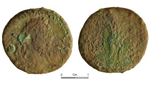 NMGW-A2FE5A: Roman Coin: Domitian, Rome