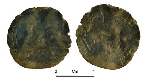 NMGW-A6EEC6: Post Medieval: Elizabeth I; threepence, London