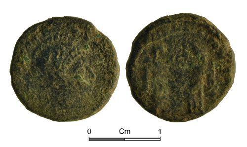 NMGW-0CC9BE: Roman Coin: 'Constantine I' nummus